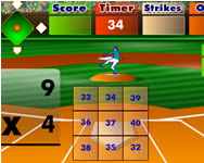 Batters up baseball math j�t�kok ingyen