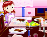 Dinner decoration j�t�kok ingyen