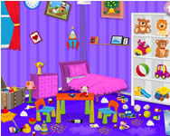 Dora kids room cleanup j�t�k