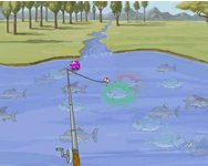 Fishing champion online gyerek