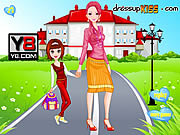Go to school with mother j�t�k