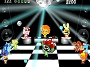 Happy tree friends crazy disco játék