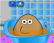 Pou bath and care online j�t�k
