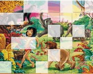 J�t�k - Sort my tiles jungle book