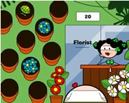 The florist game online j�t�k