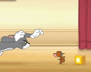 Tom And Jerry szalad�s ingyenes j�t�k