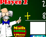 Two player math game online gyerekjáték