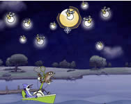 Regular show all nighter online játék